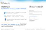 Hotmail correo gratis y seguro