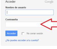 Gmail correo iniciar sesionç