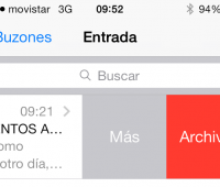 Archivar correos Gmail