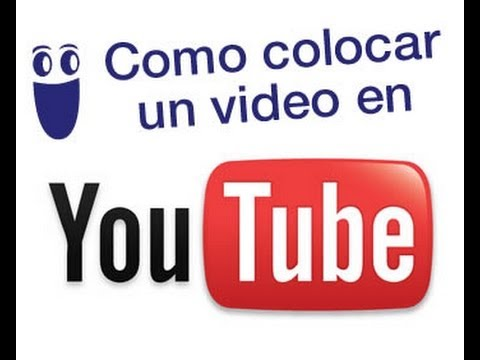 Como subir videos a youtube