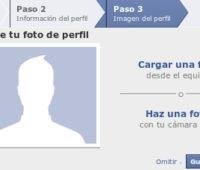 Crear perfil facebook