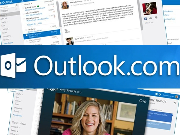 Outlook.com iniciar sesión