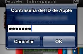 Crear una cuenta de Apple