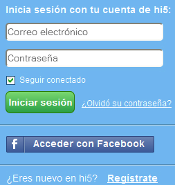 Hi5 español