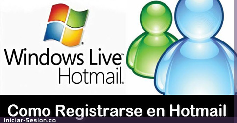 Registrar Hotmail