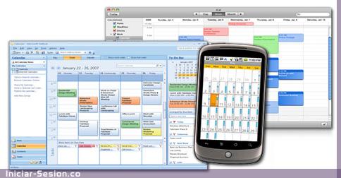 Gmail calendario