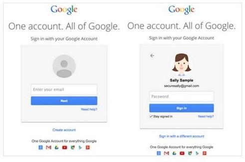 Iniciar Sesion Google+